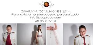 PROMO COMUNIONES 2014